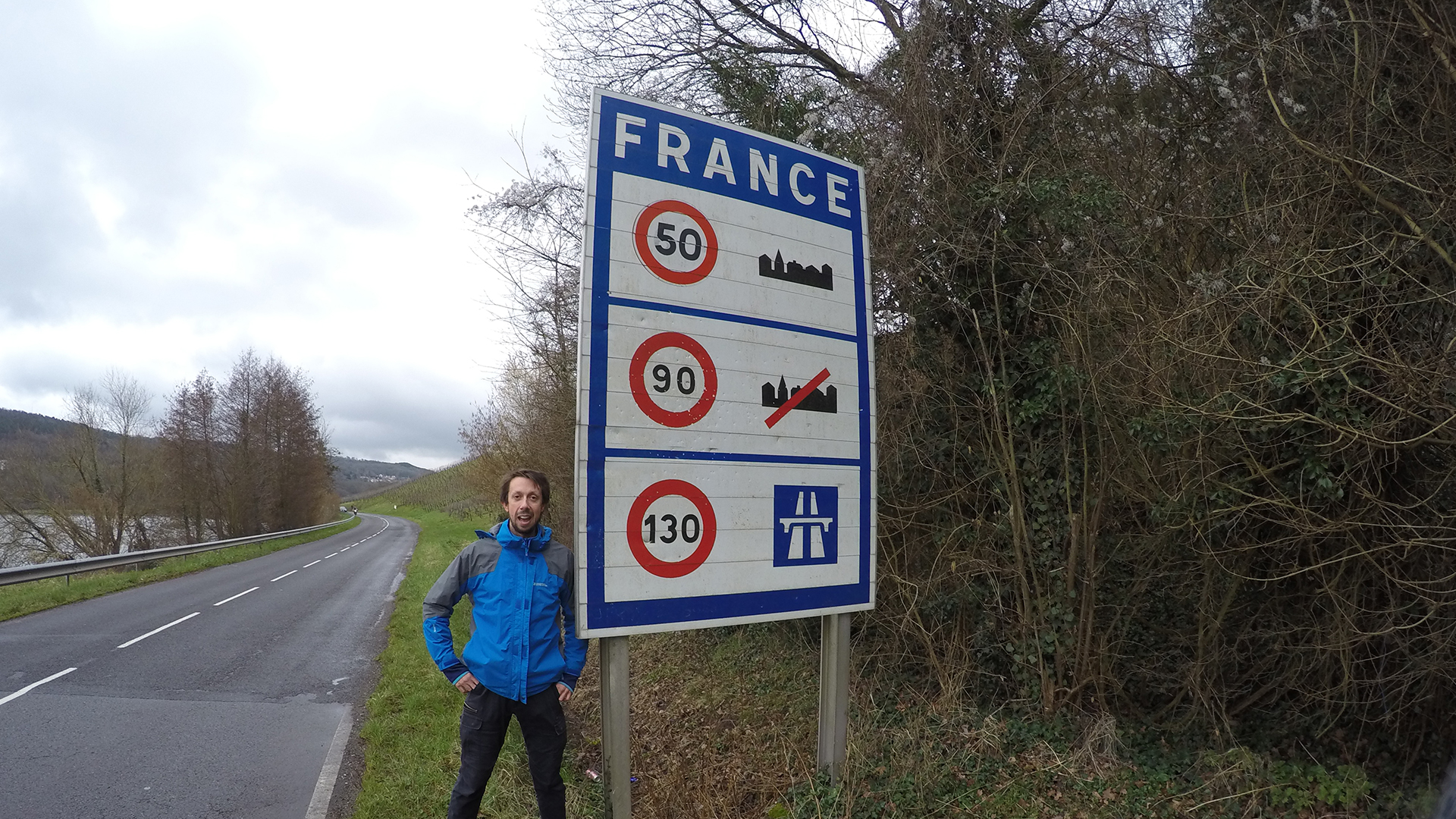 Dunc in France